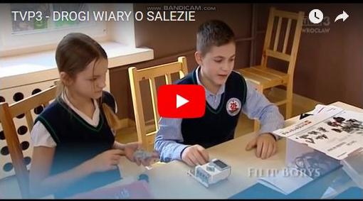 SALEZ W TVP3 - DROGI WIARY