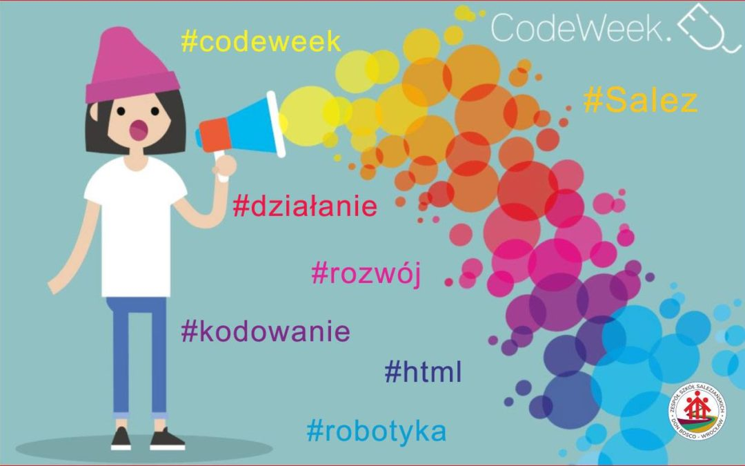 CodeWeek 2018 w Salezie