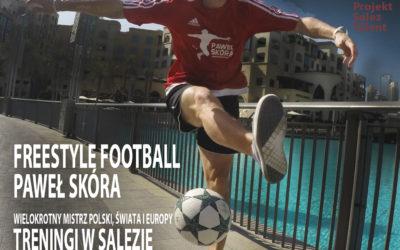 NOWOŚĆ – FREEYSTYLE FOOTBALL
