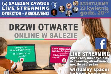 OTWARTE DRZWI 2020 ONLINE