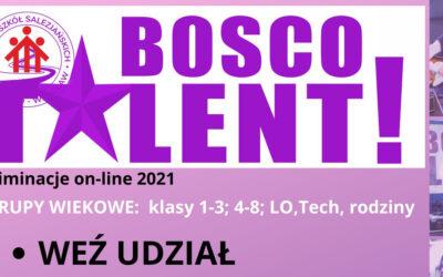 BOSCO TALENT 2021